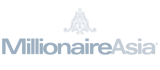 millionaire asia Logo